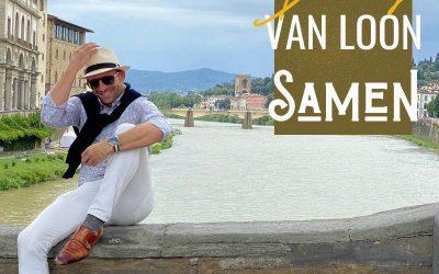 Danny van Loon hoopt de mensen teraken met zijn nieuwe liedje 'Samen'